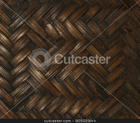 texture of basket