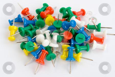 Pin-Nadeln stock photo,  by Wolfgang Heidasch
