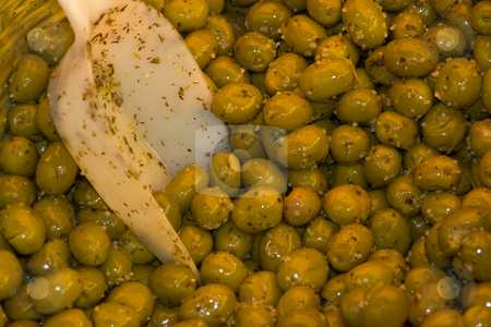Olives stock photo,  by Wolfgang Heidasch