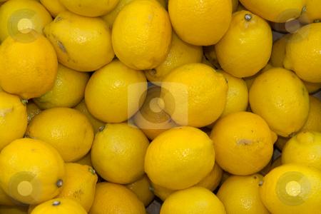 Lemons stock photo,  by Wolfgang Heidasch