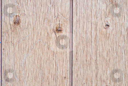Wood Siding Background stock photo, Close-up view of some wood siding, could be used for a background by Richard Nelson
