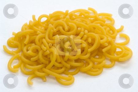 Gabel Spaghetti stock photo, Gabel Spaghetti by Wolfgang Heidasch