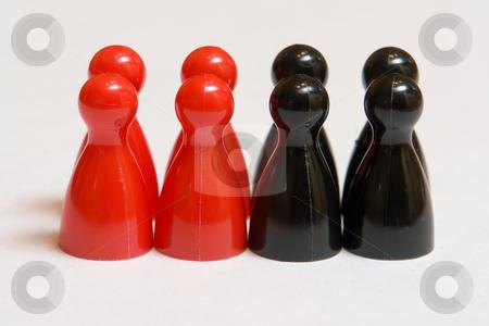 Gro?e Koalition stock photo, Gro?e Koalition by Wolfgang Heidasch