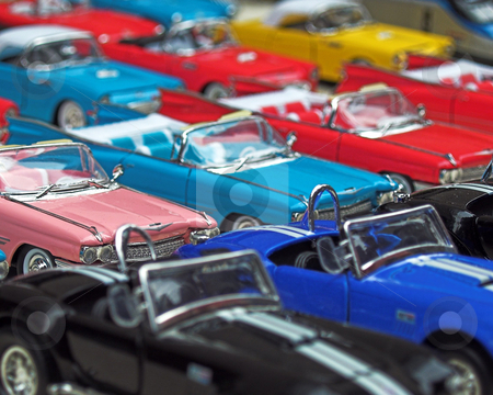 Toys stock photo, Little toys by Pier Luigi Ricci