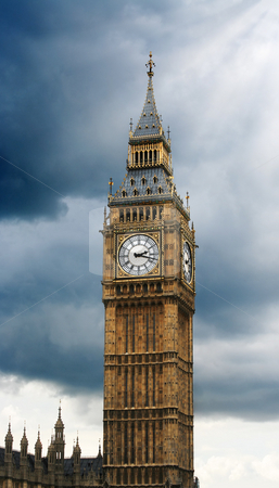 London Big Ben stock photo, A photography of the attraction Big Ben by Markus Gann