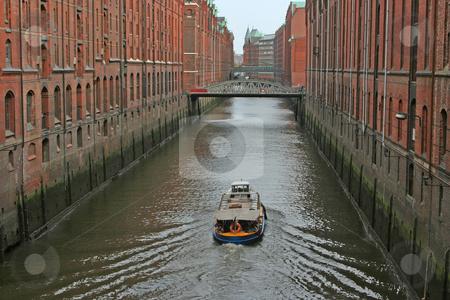 Hamburg stock photo, A photography of the old city hamburg by Markus Gann