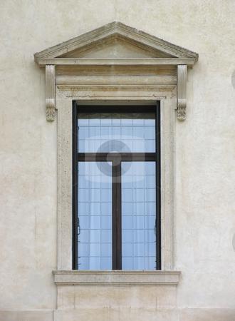 Italian window stock photo, A photography of an old italian window by Markus Gann