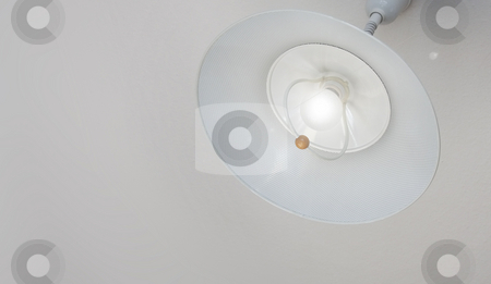 Light stock photo, A photography of a bright white light by Markus Gann