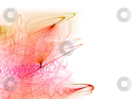 Fractal stock photo, An illustration of an abstract fractal graphic. by Markus Gann