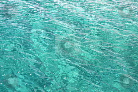 Turquoise water stock photo, A photography of a turquoise ocean water by Markus Gann