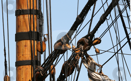 Mast stock photo,  by Kjell Westergren
