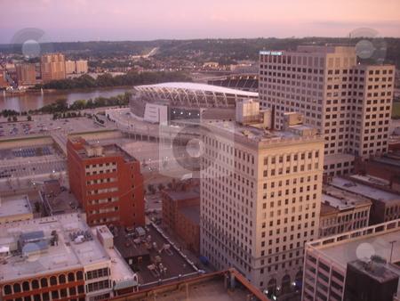 Cincinnati in Ohio stock photo,  by Ritu Jethani