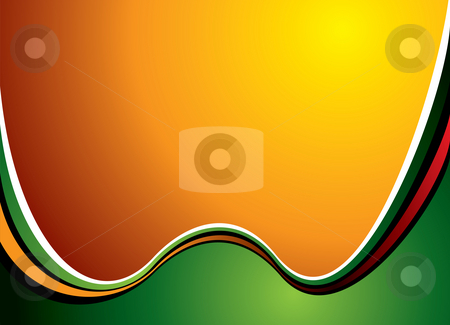 Abstract solid stock photo, Abstract background with warm colours and room for your own text by Michael Travers