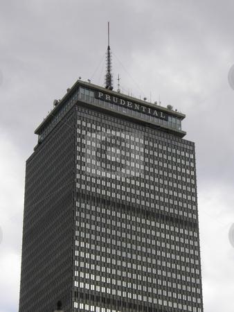Skyscraper in Boston stock photo, Skyscraper in Boston (USA) by Ritu Jethani