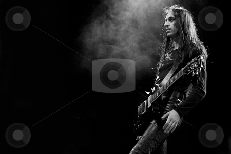 Live concert Gig stock photo, Photo's made at a live concert of a rock and metal band by Frenk and Danielle Kaufmann