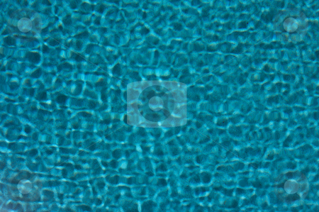 Swimming Pool Water Abstract stock photo, Swimming Pool Water Abstract by Andy Dean