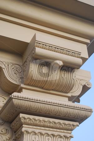 Corner column