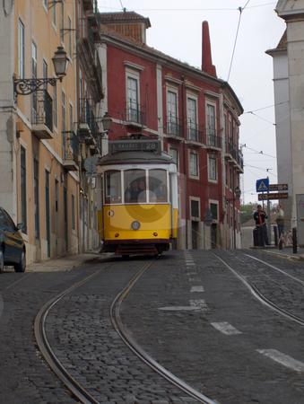 Yellow Streetcar