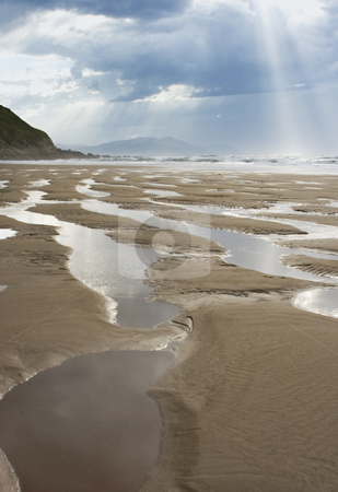 Landscape stock photo, Beautifull image of a natural marine landscape by Ivan Montero
