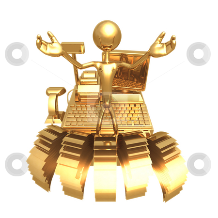 LuMaxArt Gold Guys Collection