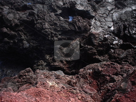 Rock stock photo, Rock surfaces photographed in Hawaii by Joe Vaccarino
