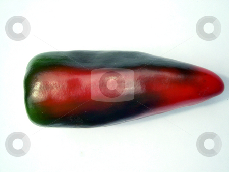 Jalepeno pepper stock photo, A spicy jalepeno pepper by Rob Wright