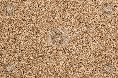 Cork pinboard stock photo, Cork pinboard surface, close up shot. by Pablo Caridad