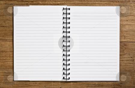 Open Spiral Notebook Linear Function...