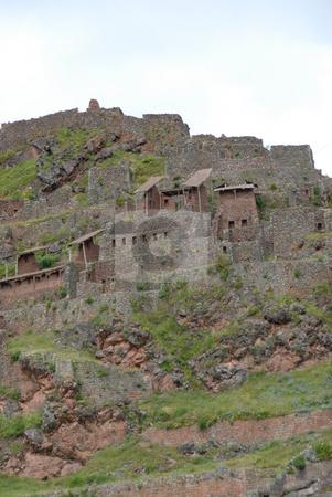 Machu Picchu stock photo, Machu picchu in Urubamba valley peru by Johnny Griffin