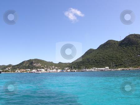 St Maarten in the Caribbean stock photo,  by Ritu Jethani