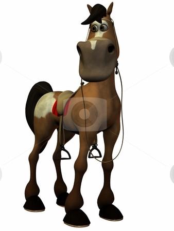 Toon Horse