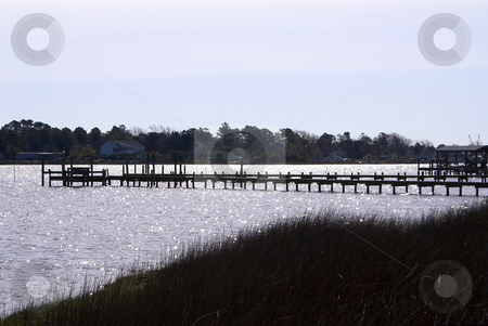 Fishing Pier or Boat Dock