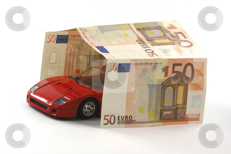Car parking stock photo, Euro parking business finance cars expensive car and parking cost of living by EVANGELOS THOMAIDIS