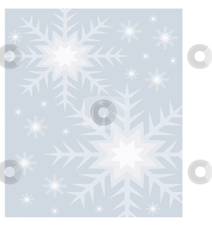 Holiday background stock photo, Christmas holiday vector background by Michelle Bergkamp