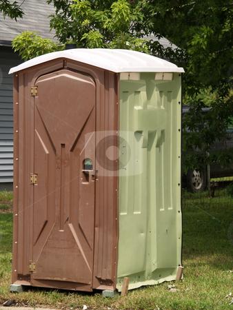 Port a potty