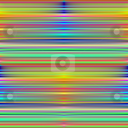 Multicolored vibrant horizontal lines abstract background. stock photo, Multicolored vibrant horizontal lines abstract background. by Stephen Rees
