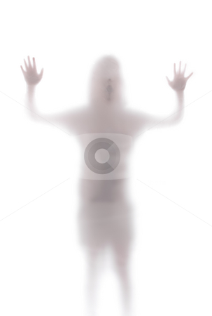 Ghostly Shape stock photo, Ghostly Shape by Vince Clements
