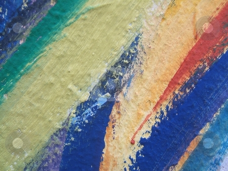 Abstract paint stock photo, Abstract painted background by Gautier Willaume