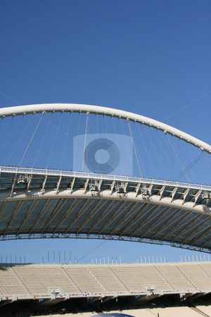 Olypmic stadium stock photo, Olympic stadium of athens greece architecture and sports by EVANGELOS THOMAIDIS