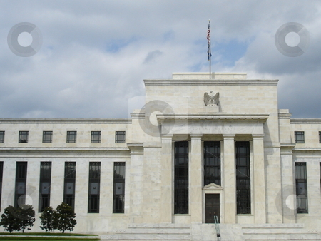 Federal Reserve in Washington DC stock photo,  by Ritu Jethani