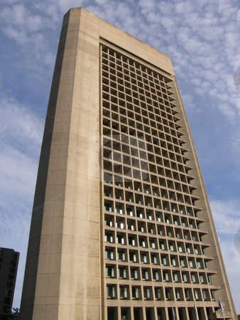 Skyscraper in Boston stock photo,  by Ritu Jethani