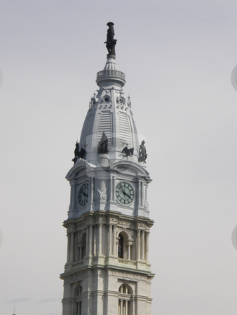 City Hall In Philadelphia stock photo,  by Ritu Jethani