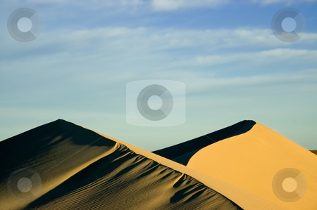 Sand dunes  stock photo, Sand dunes in Puerto Piramides, Peninsula Valdes, Patagonia Argentina. by Pablo Caridad
