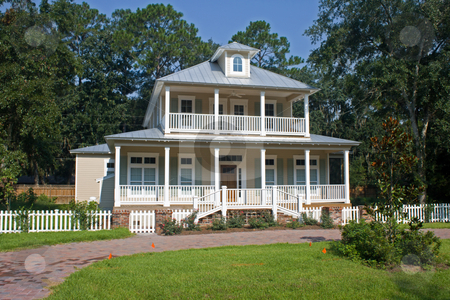 Georgia style homes home design and style for Southern coastal homes