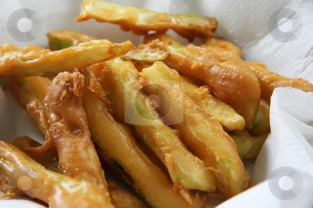 Golden fritters