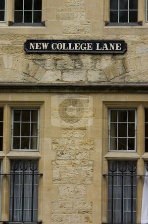 Oxford (England) stock photo,