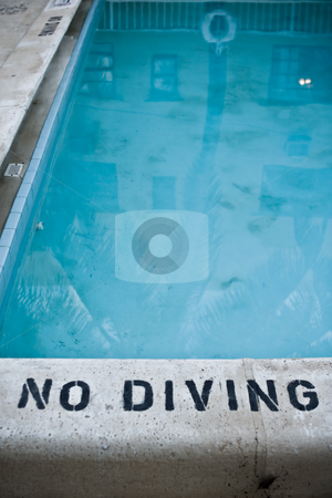 No diving stock photo,  by Jose Wilson Araujo