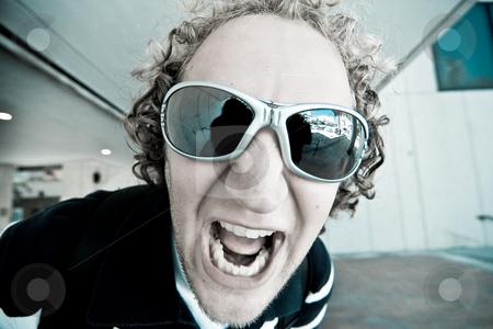 Crazy guy series stock photo,  by Jose Wilson Araujo
