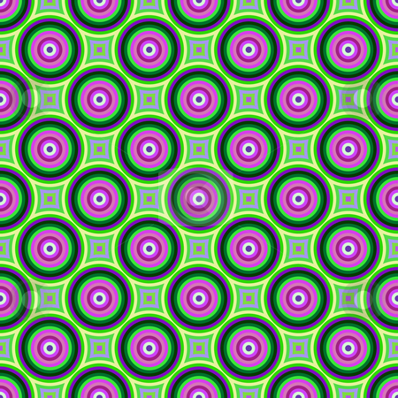 Abstract retro pattern stock photo, Colorful abstract retro patterns geometric design wallpaper background by Kheng Guan Toh