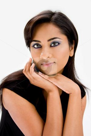 Beautiful Hindi woman